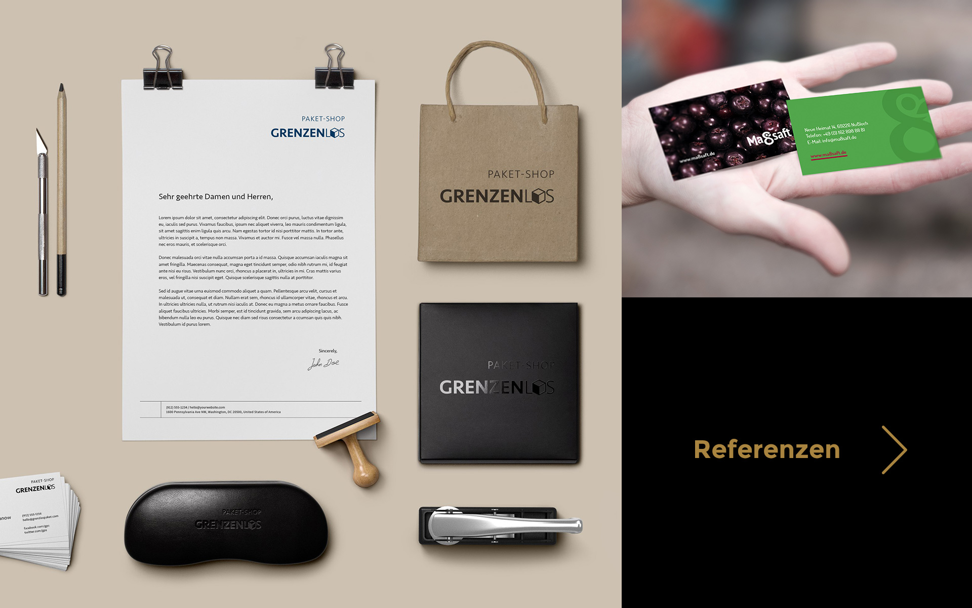 Corporate Design Agentur